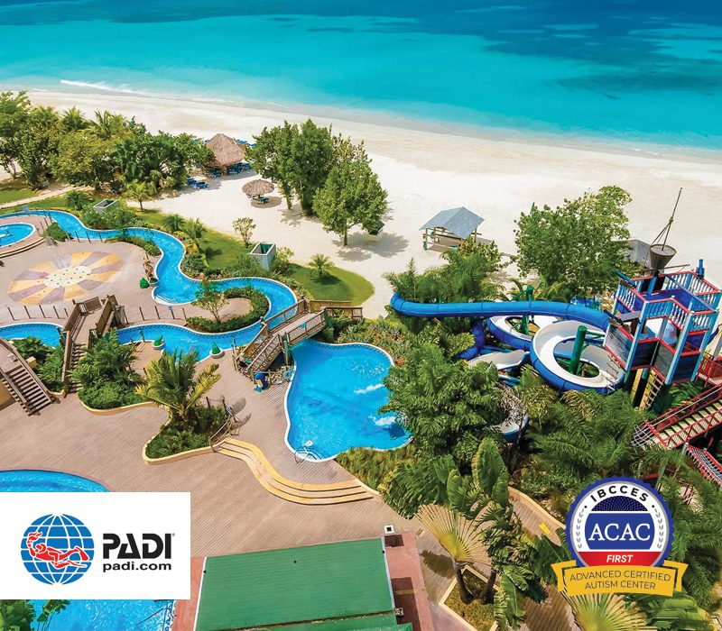 PADI Dive Center at Beaches Resorts® – Negril, Jamaica – First ACAC