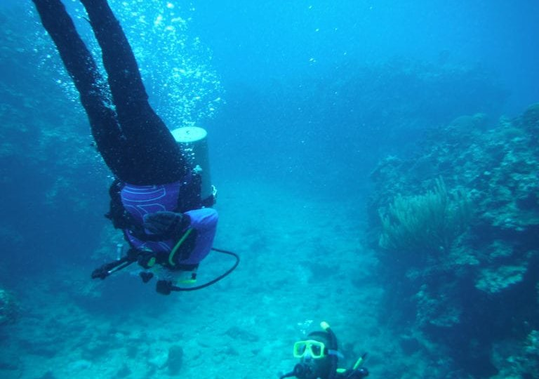 Our Scuba Adventure with an Individual on the Autism Spectrum