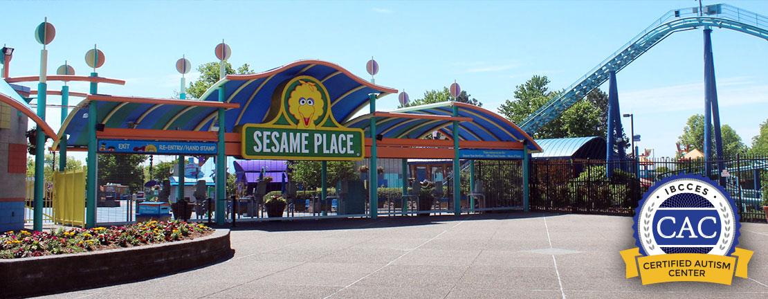 Sesame Place – Philadelphia, PA