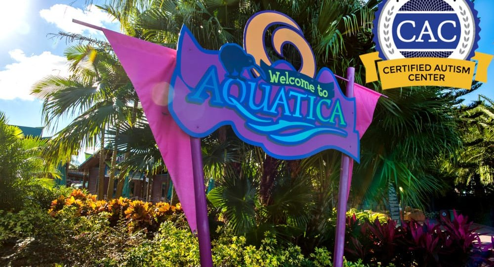 Aquatica Orlando first water park in world to be a Certified Autism Center