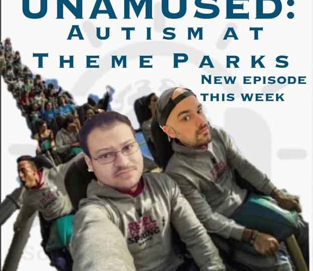 Sounds like Autism Podcast Unamused-podcast-autism-at-theme-parks