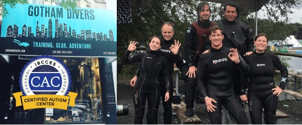 Gotham Divers
