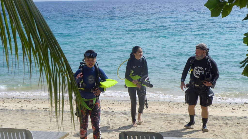 Marshall Scuba Swim & Safety
