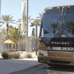 All Aboard America Bus