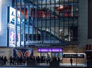 Grammy Museum exterior