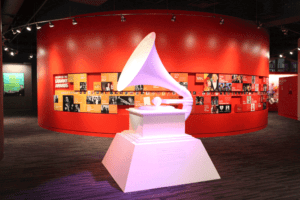 Grammy Icon in gallery