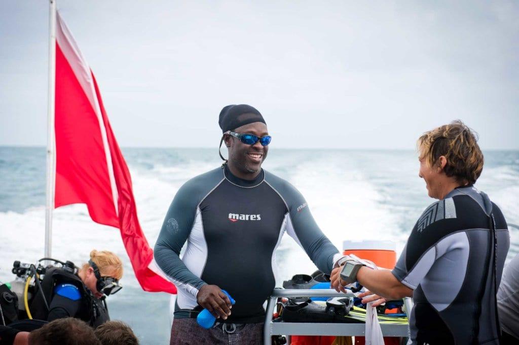 Ramon Village scuba instructor