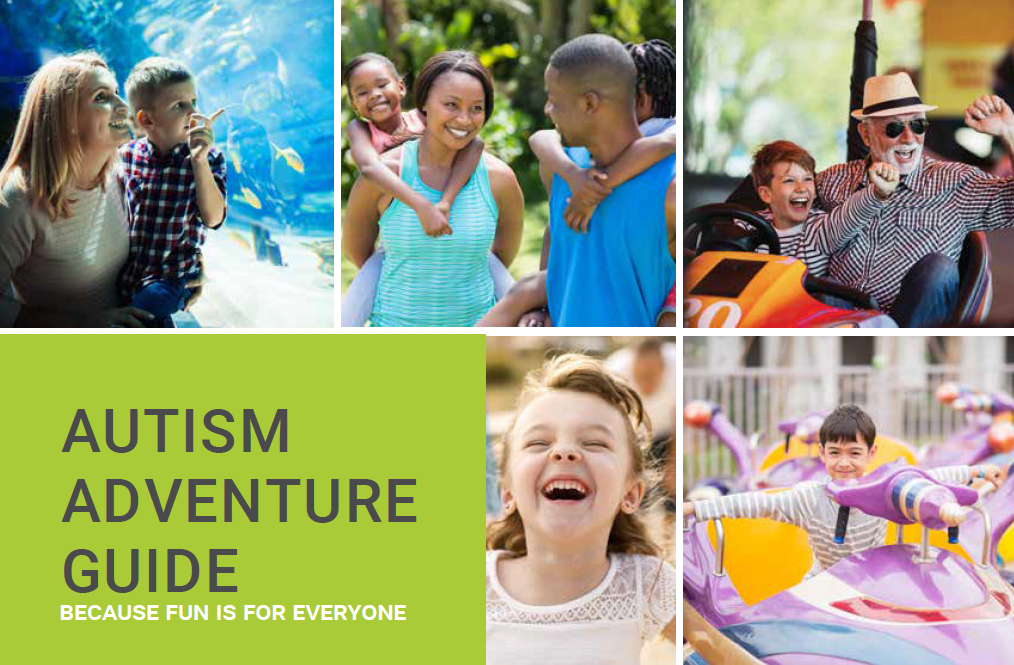 Autism Adventure Guide cover 2021