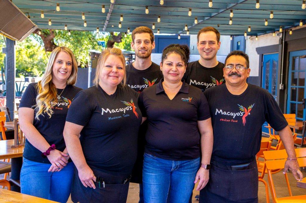 Macayos Group photo