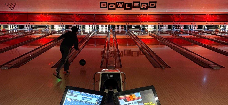 Bolwero Lanes Low sensory bowling