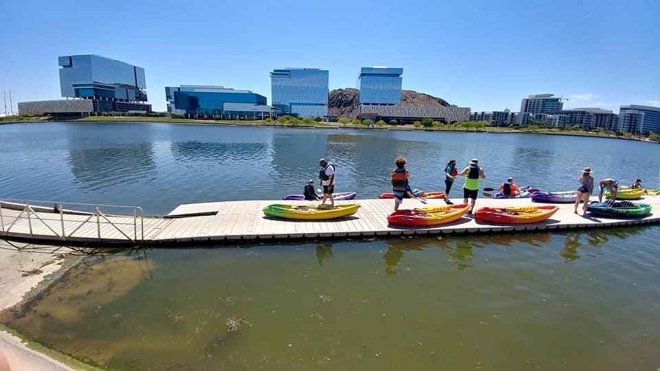 Tempe Town Lake (Part of City of Tempe)